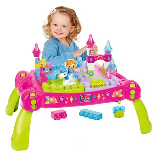 Mega Bloks Princess Fairytale Table