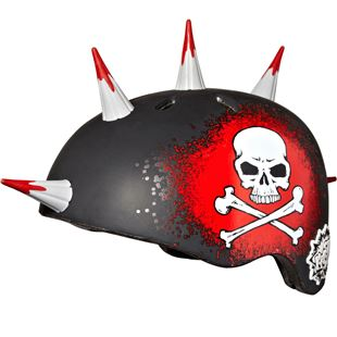 Krash Jolly Roger Spike Helmet
