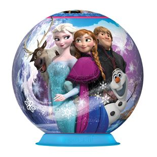 Ravensburger Disney Frozen 3D 72pc Puzzleball