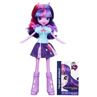 My Little Pony Equestria Girls Collection Twilight