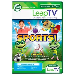 Leap TV Sports