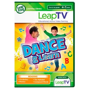 Leap TV Dance Party