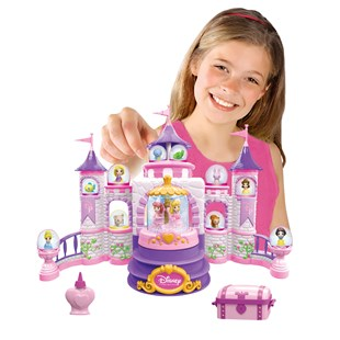 Glitzi Globes Disney Princess Castle