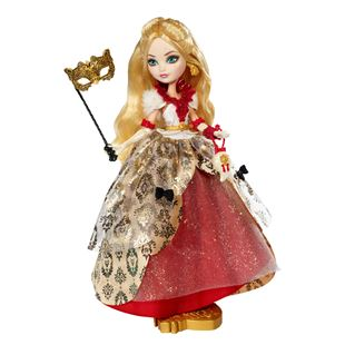 Ever After High Thornecoming Apple White