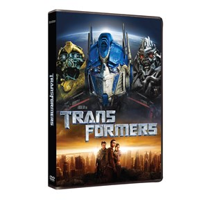 Transformers Movie DVD
