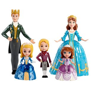 Disney Sofia The First Royal Family Figure Pack