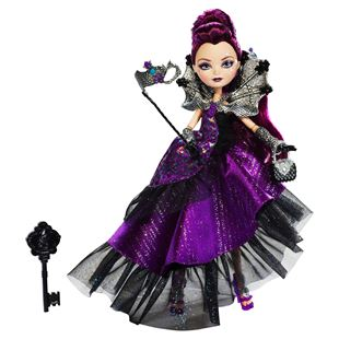 Ever After High Thronecomming Raven Queen Doll