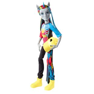 Monster High Freaky Fusion Neighthan Rot