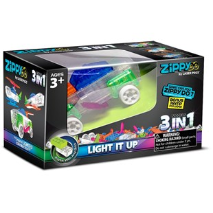 Laser Pegs 3 n 1 Zippy Do Car