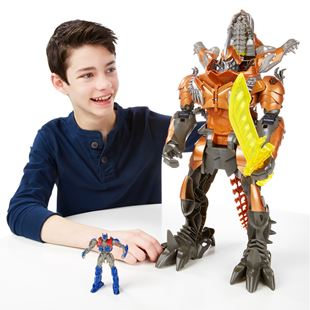 Transformers 4 Stomp and Chomp Grimlock