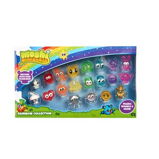 Sparkly Rainbow 20 pack Moshlings