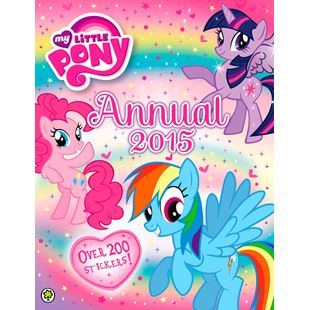 My Little Pony: Annual 2015