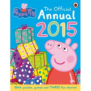 Peppa Pig: The Official Annual 2015