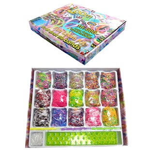Creative Fun Loom Bands 10K Gift Set