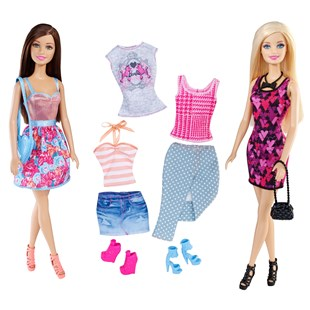 Barbie and Teresa Fashion Giftset