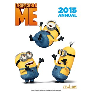 Despicable Me Annual 2015 with Activity Pack