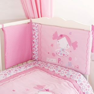 Red Kite Cosi Cot 5 Piece Princess Pollyanna