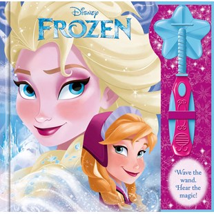 Disney Frozen Magic Wand Sound Book