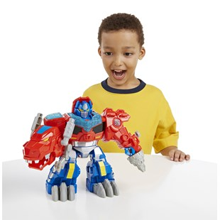 Playskool Heroes Transformers Optimus Primal Robot