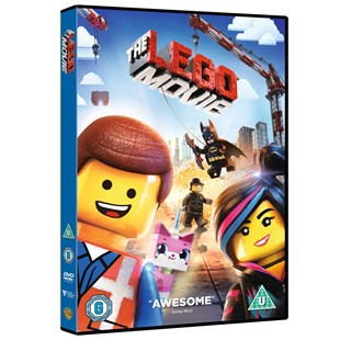 LEGO Movie DVD