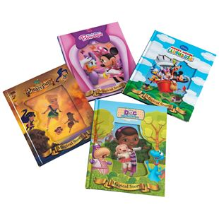 Disney Magical Story with Lenticular - Assortment