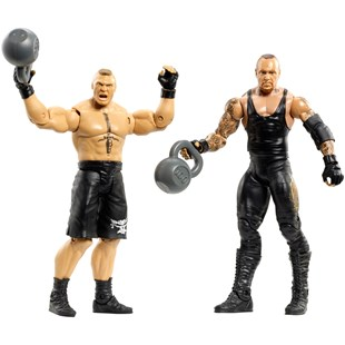 WWE Twin Series 30 Brock Lesnar and The Undertaker