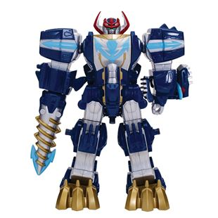 Power Rangers Super Megaforce Q-Rex Megazord