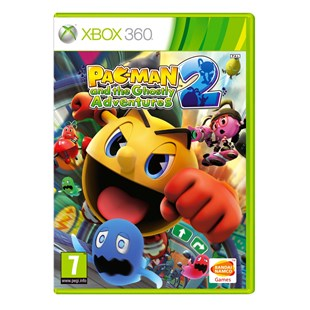 Pac Man and the Ghostly Adventures 2 X360