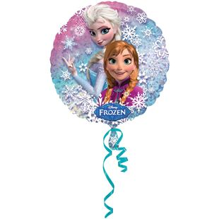 Disney Frozen Holographic Foil Balloon