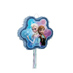 Disney Frozen Snowflake Shaped Pinata