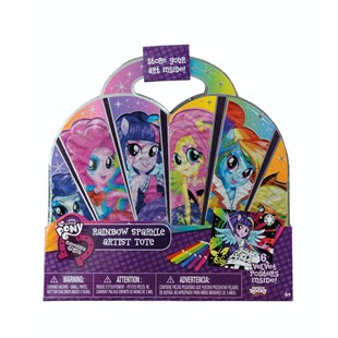 My Little Pony Equestris Girls Artist Tote