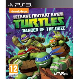 Teenage Mutant Ninja Turtles - Danger of the Ooze PS3