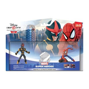 Disney Infinity 2.0 Ultimate Spiderman Playset