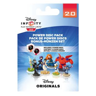 Disney Infinity 2.0 Power Discs Pack Disney