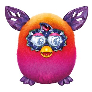 Furby Boom Crystal Series Furby Orange to Pink Wave 4