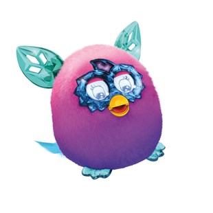 Furby Boom Crystal Pink to Purple