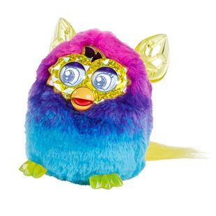 Furby Boom Crystal Series Purple to Blue Wave 4