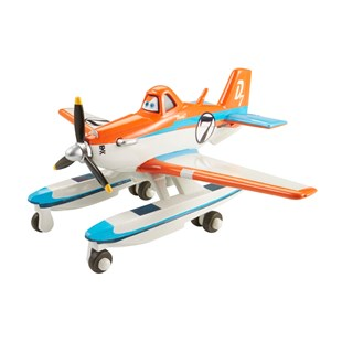 Planes Single Diecast Racing Dusty