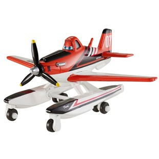 Planes Single Diecast Fire Res Dusty