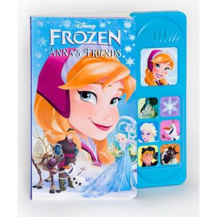 "Frozen ""Anna's Friends"" Little Sound Book"