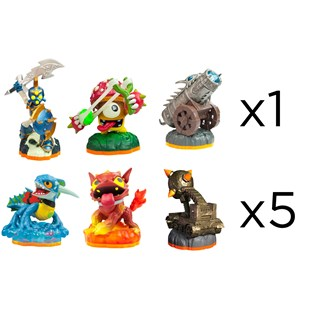 Carton of Skylander Giants Battle Packs - Wave 3