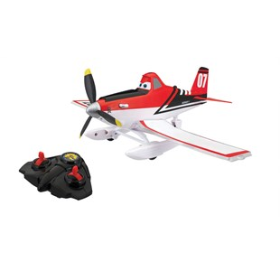 Planes 2 Fire and Rescue Air Power Dusty