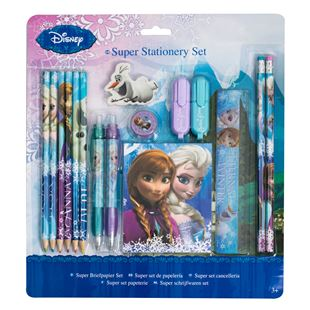 Disney Frozen Super Stationery Set