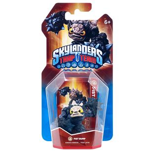 Fist Bump: Skylanders Trap Team Figure