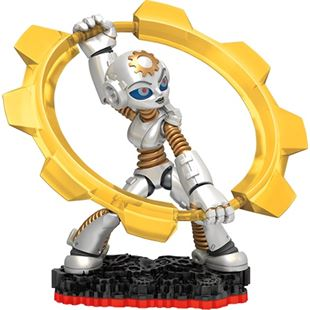 Gear Shift: Skylanders Trap Team Trap Master