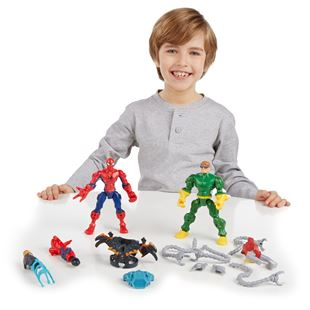 Marvel Super Hero Mashers Spider-Man Vs. Doc Ock Mash Pack