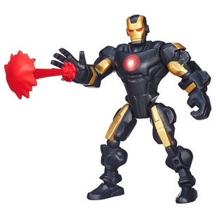 Super Hero Mashers Iron Man Figure