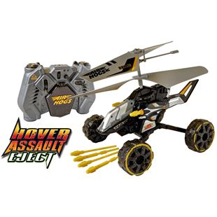 Air Hogs Hover Assault Eject Black