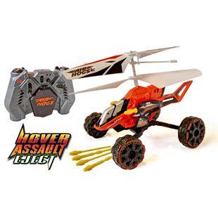 Air Hogs Hover Assault Eject Red