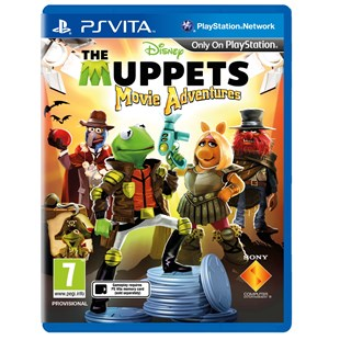 Muppets Movie Adventures PSV